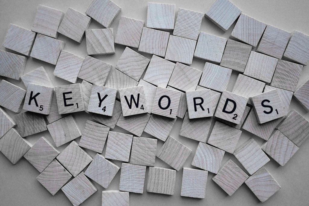 Rodzaje fraz kluczowych