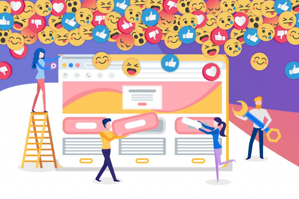 Emoji w marketingu – wyraź więcej, zaangażuj, wywołaj emocje