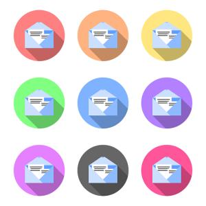 wiadomości e-mail