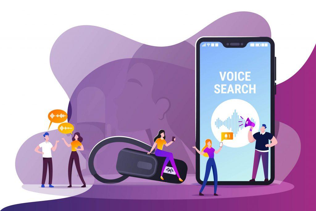 Wyszukiwanie głosowe – moda na nowoczesność
