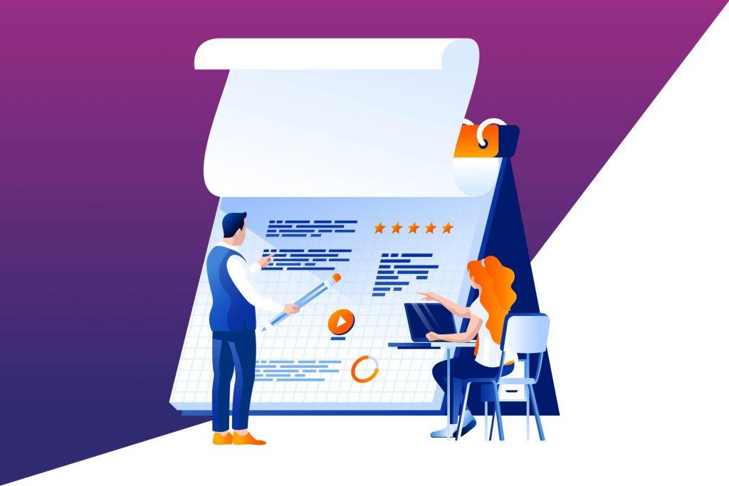 UX writing – czytelne i intuicyjne treści